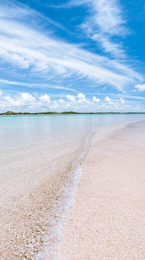 paisagem do mar da croa de são bento