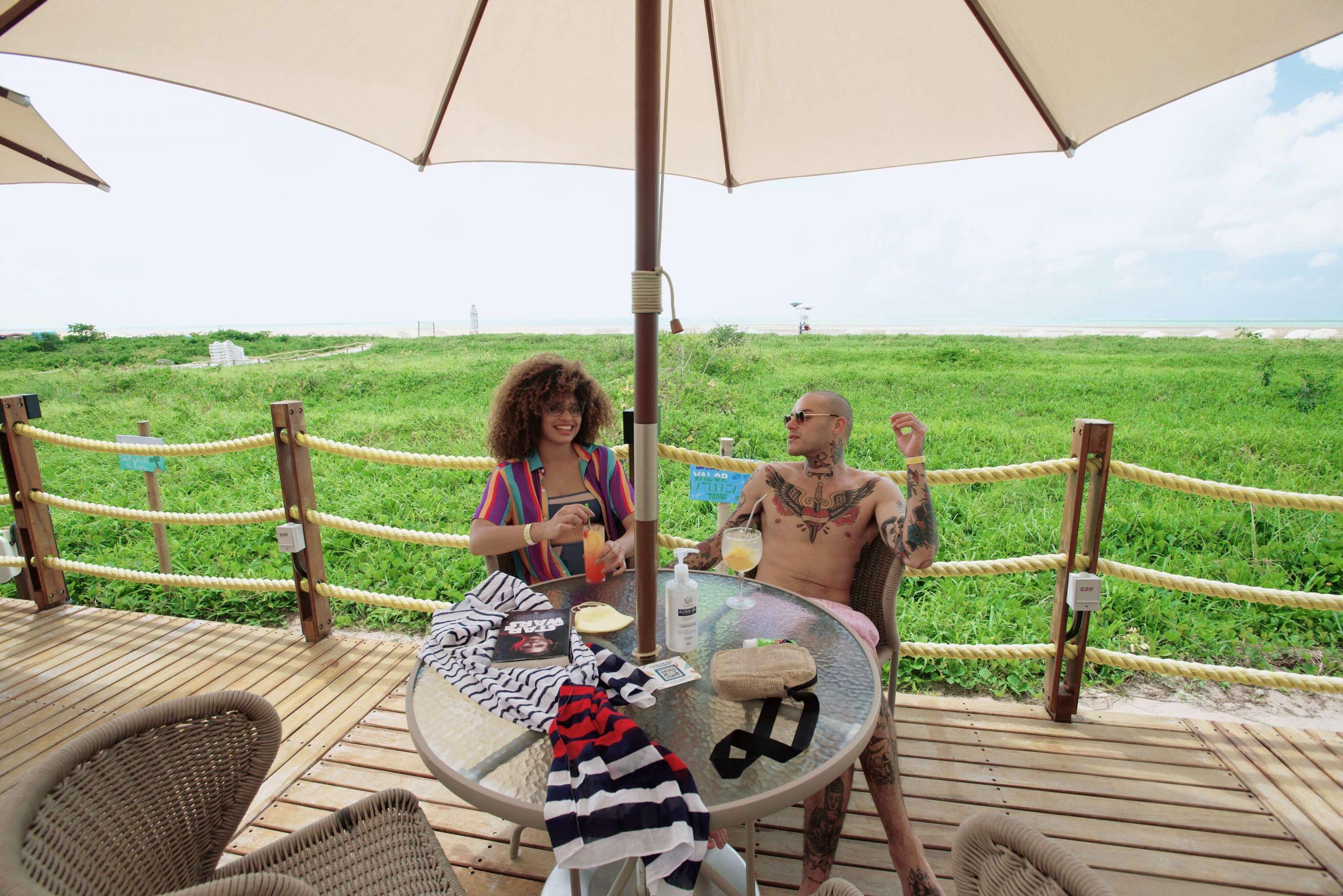 Reabertura do Japaratinga Lounge Resort