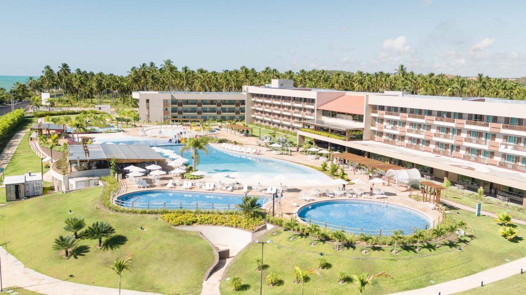 Japaratinga Lounge Resort recebe prêmio do TripAdvisor
