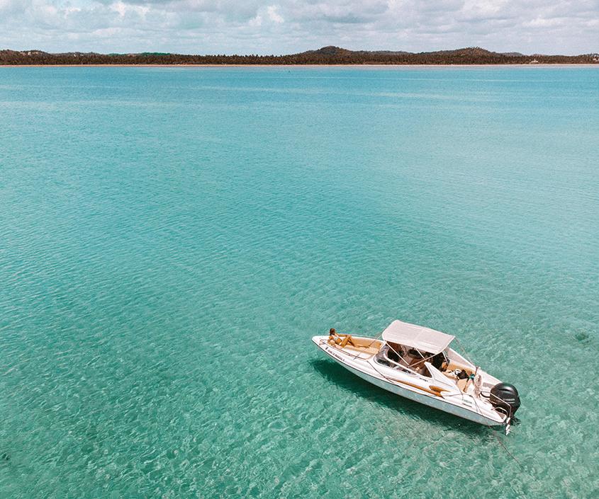 Imagina só aproveitar agosto num lugarzinho gostoso! 😊